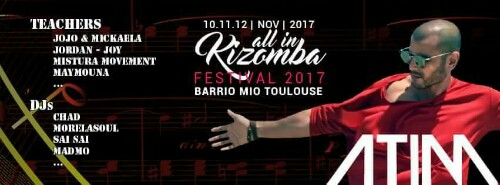All in Kizomba Festival - Toulouse