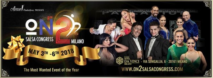 On2 Salsa Congress - Italie